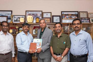 Visit of Prof. Ashok Saxena, Distinguished Professor, Depart...