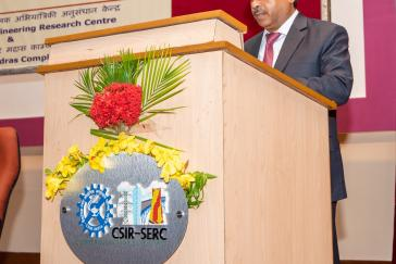 CSIR Foundation Day Function (27 September 2019)