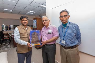 DG Visit to CSIR - SERC (31-10-2019)