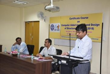 Certificate Course on Computer Aided Analysis and Design of...