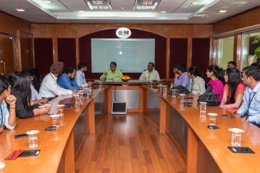 IAS Officers Visit (27-12-19)