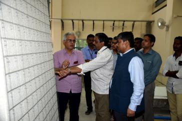 Visit of DG, CSIR to CSIR-SERC - 24 April 2019