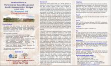 Advanced Course on Performance Based Design and Health Assessment of Bridges- (16 to 18 Sep 2020)